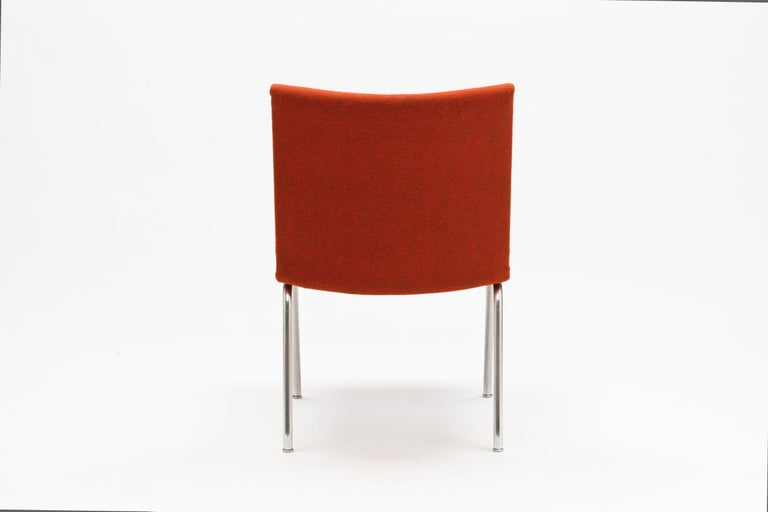 Pair of Hans Wegner AP37  'Airport' Chairs by A.P. Stolen For Sale 1