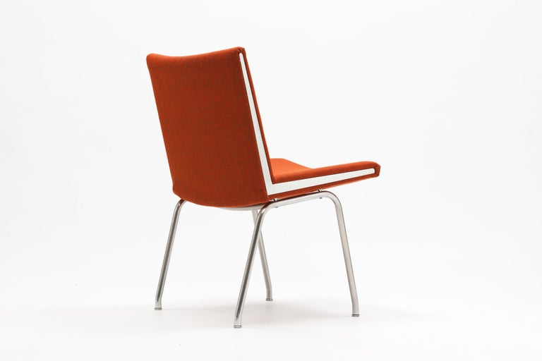 Pair of Hans Wegner AP37  'Airport' Chairs by A.P. Stolen For Sale 2