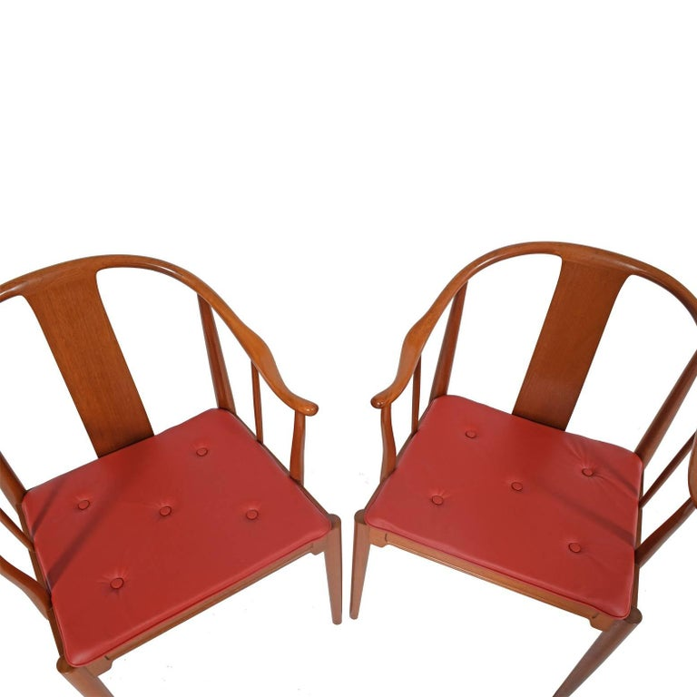 Danish Pair of Hans Wegner
