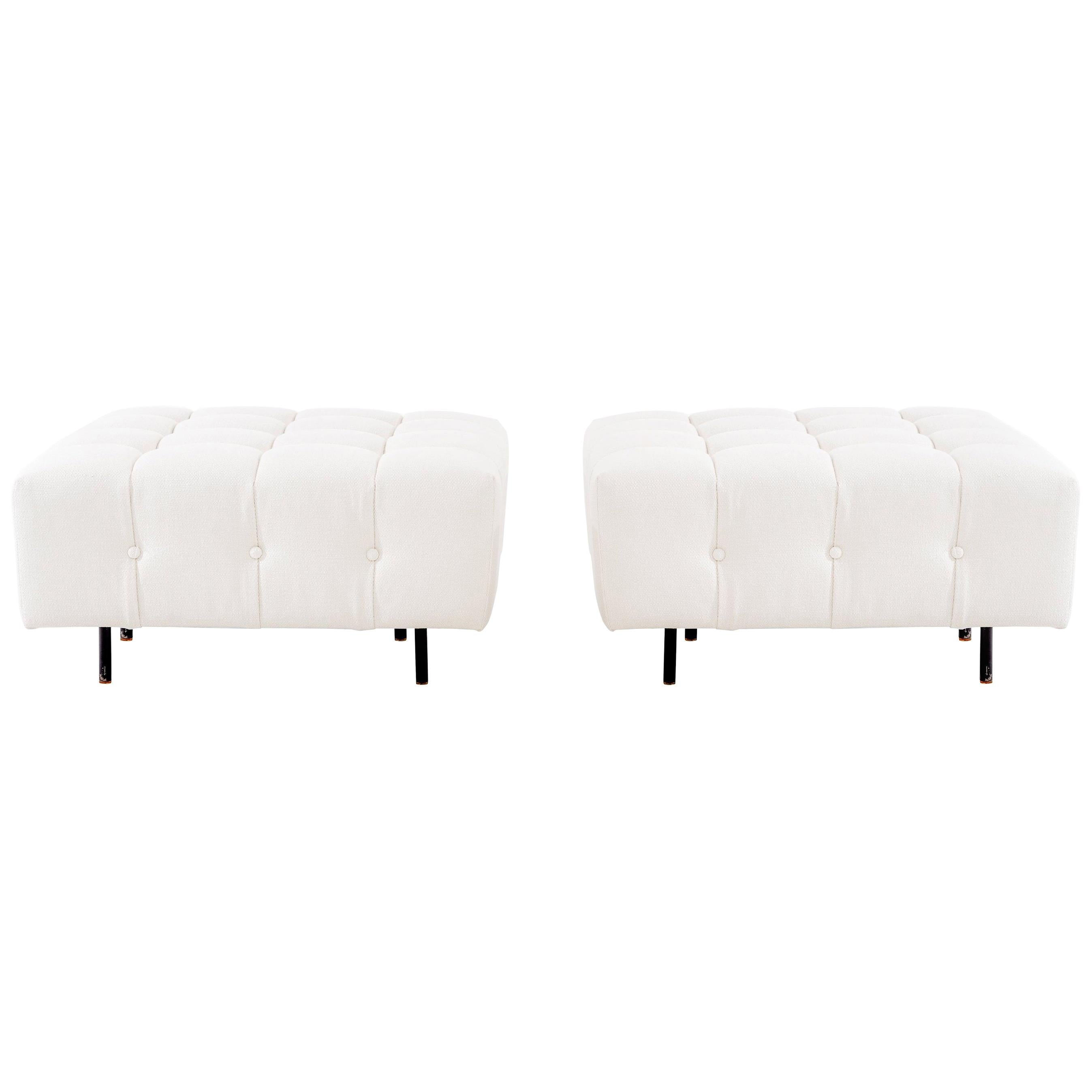 Pair of Harvey Probber Benches
