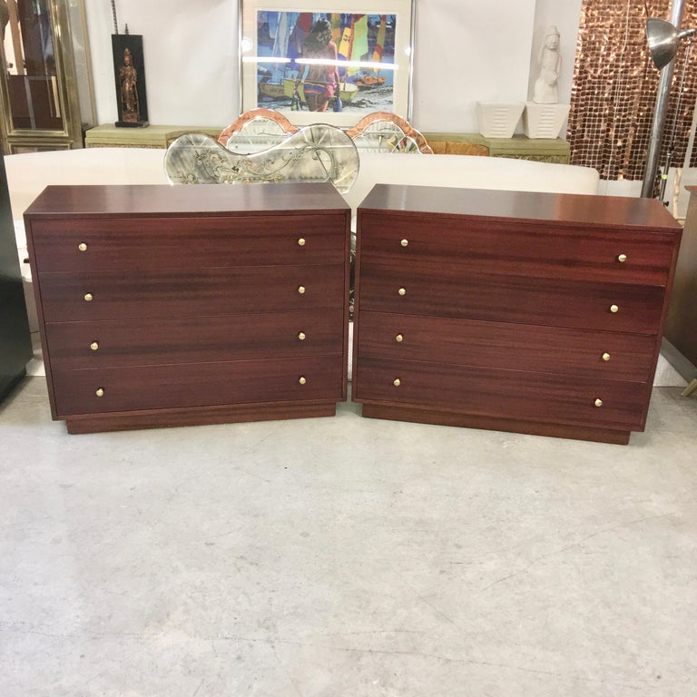Pair of Harvey Probber Chests of Drawers For Sale 2