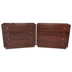 Pair of Harvey Probber Chests of Drawers