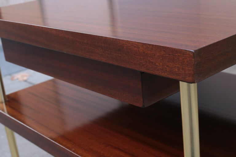 American Pair of Harvey Probber End Tables For Sale