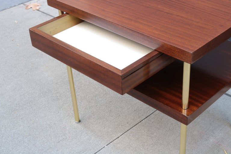 Pair of Harvey Probber End Tables In Good Condition For Sale In New York, NY