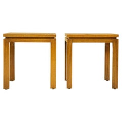 Pair of Harvey Probber End Tables