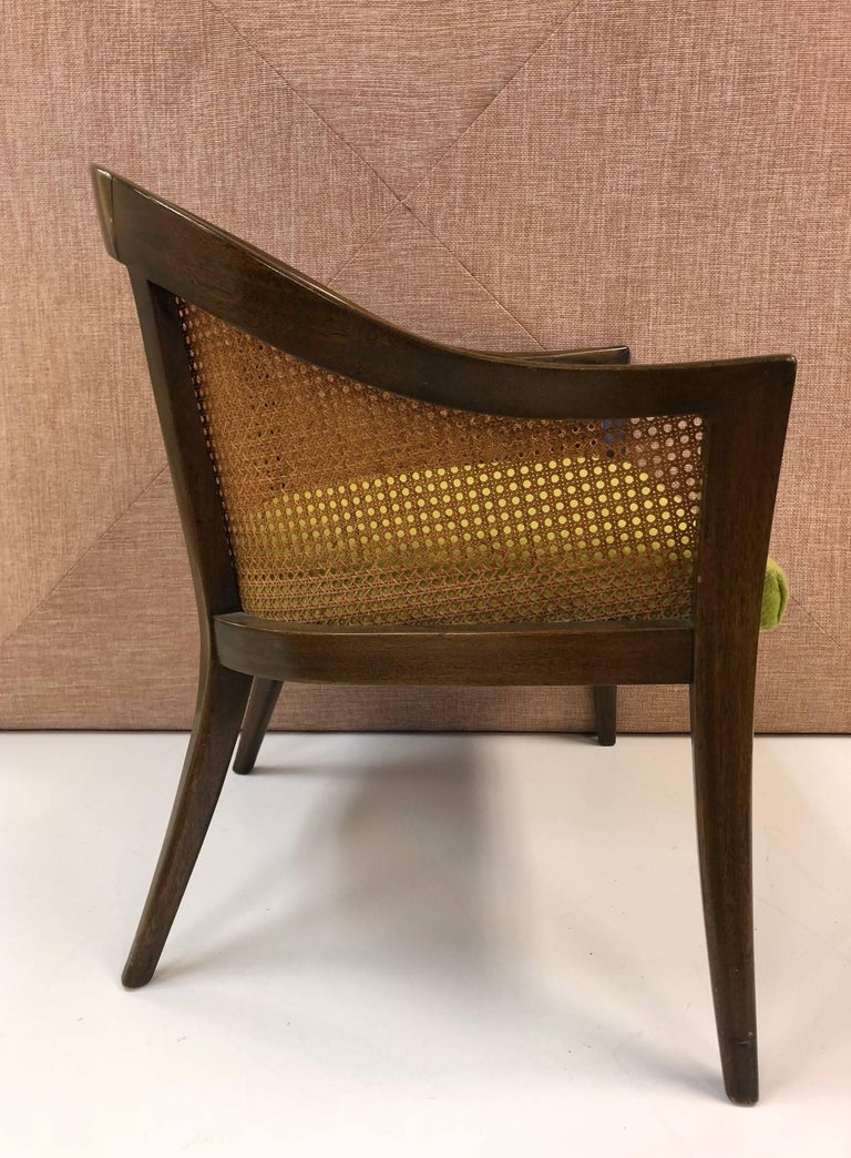 Pair of Harvey Probber Side Chairs In Good Condition For Sale In New York, NY