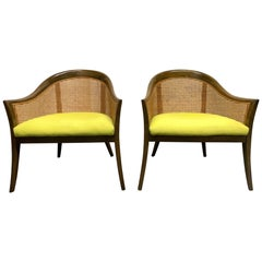 Pair of Harvey Probber Side Chairs