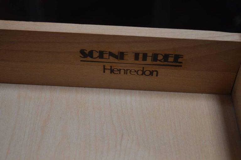 Pair of Henredon Scene Three Vitrines For Sale 3