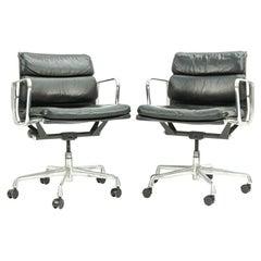 Pair of Herman Miller Soft Pad Office Chairs $2,200 per item