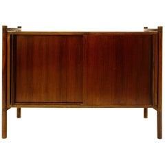 "Pair Of Hizori Fukuoh"" Archimede"" Cabinets For Gavina, 1961"