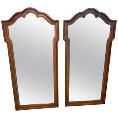 Pair of Hollywood Regency Mirrors