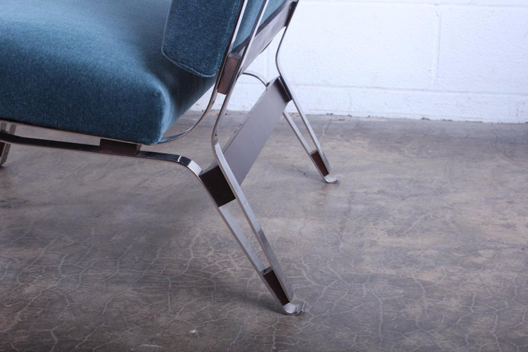Pair of Ico Parisi 856 Lounge Chairs for Cassina For Sale 4