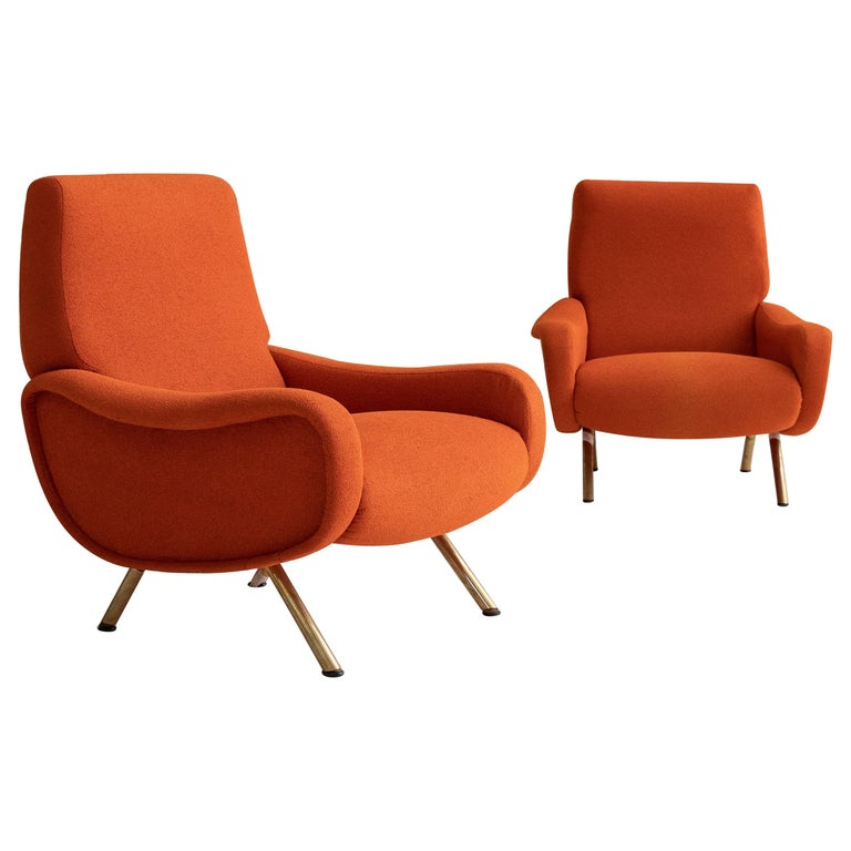 "Pair of Iconic ""Lady"" Armchairs at 1stdibs"