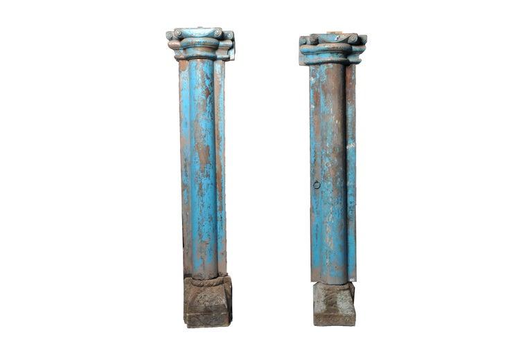 Pair of Indian Columns 14