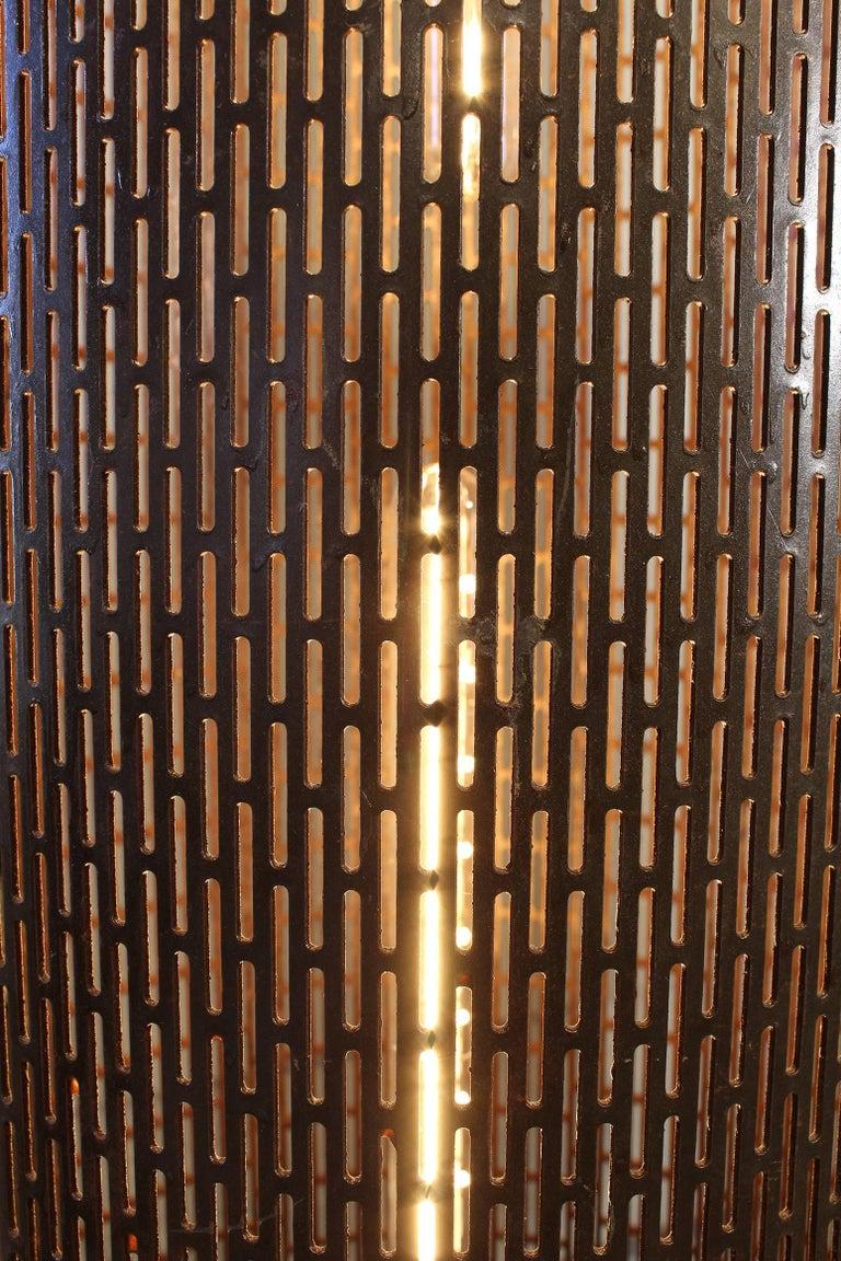 6' Industrial Floor Lamps For Sale 4