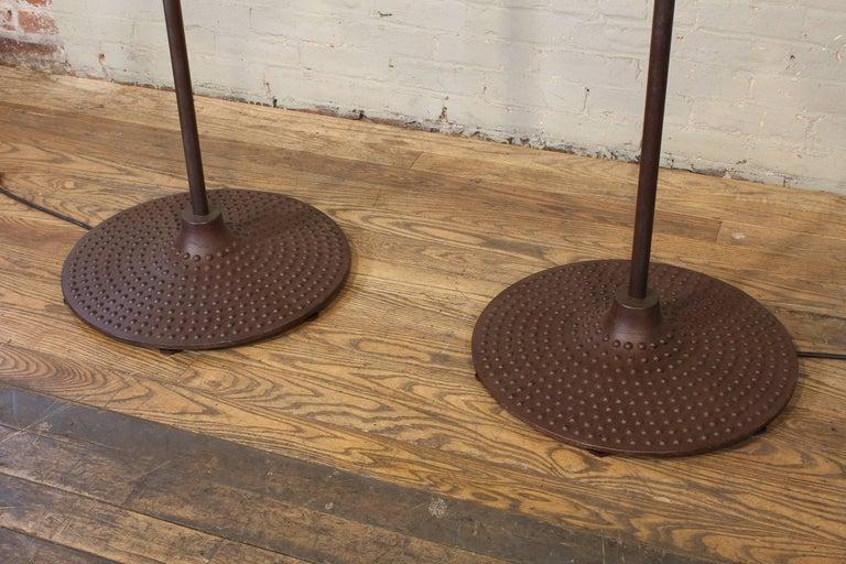 6' Industrial Floor Lamps For Sale 5