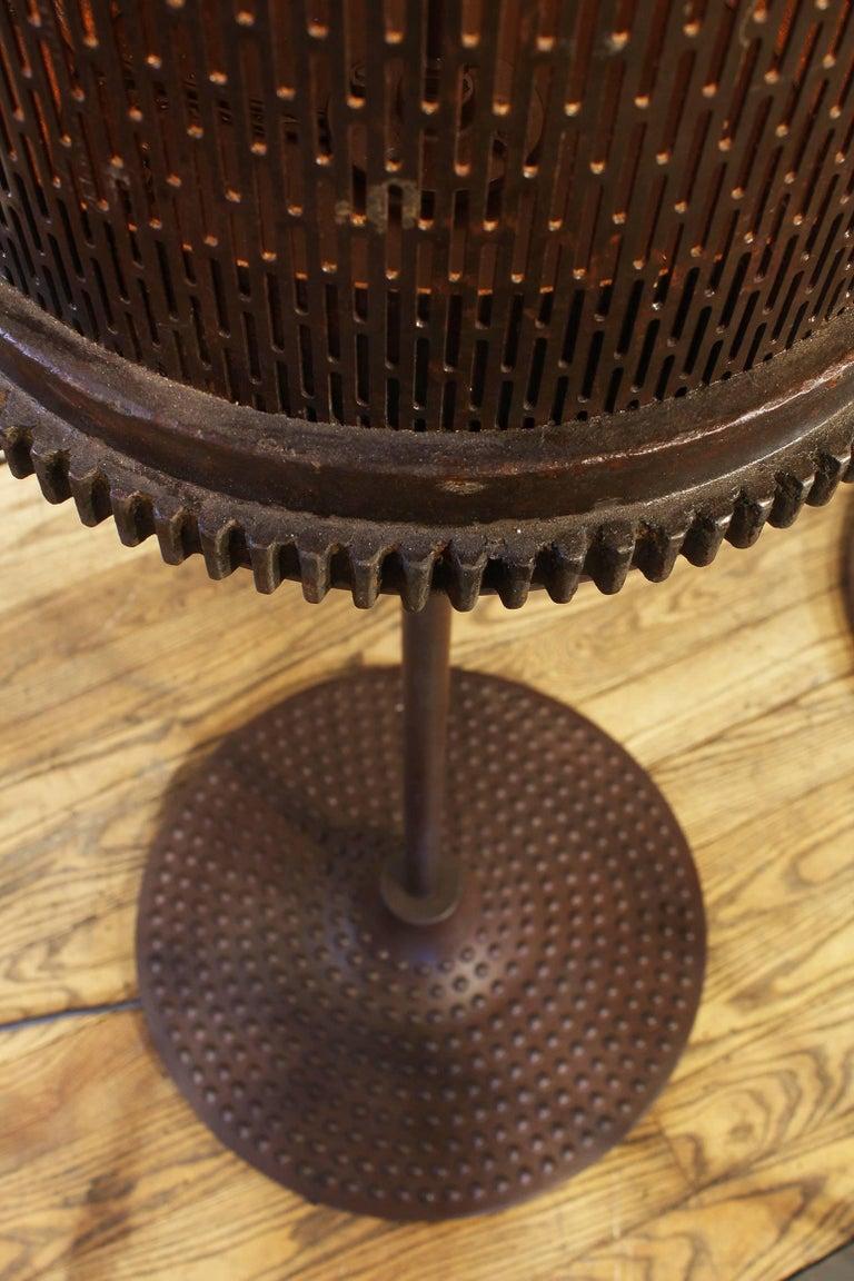 6' Industrial Floor Lamps For Sale 1