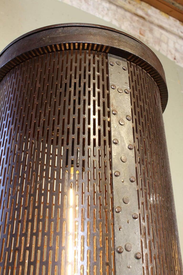 6' Industrial Floor Lamps For Sale 3
