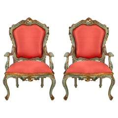18th Century and Earlier Armchairs