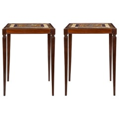 Louis XVI Side Tables