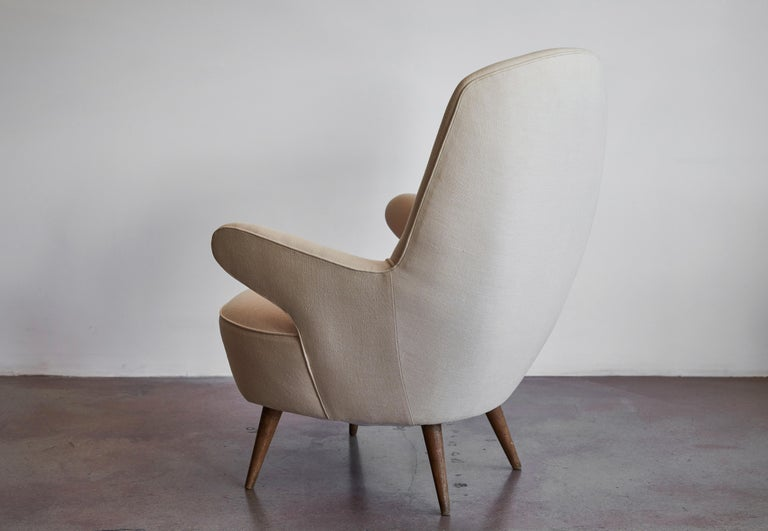 Pair of Italian Armchairs For Sale 8