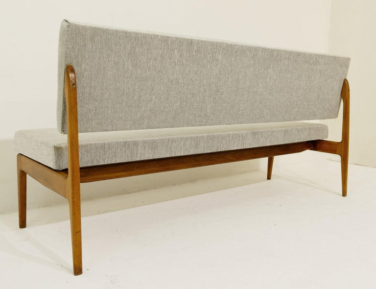 Late 20th Century Pair of Italian Banquettes For Sale