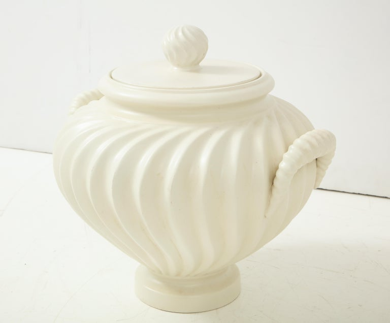 Pair of Italian Ceramic Vases 11