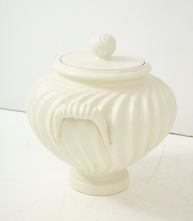 Pair of Italian Ceramic Vases 8