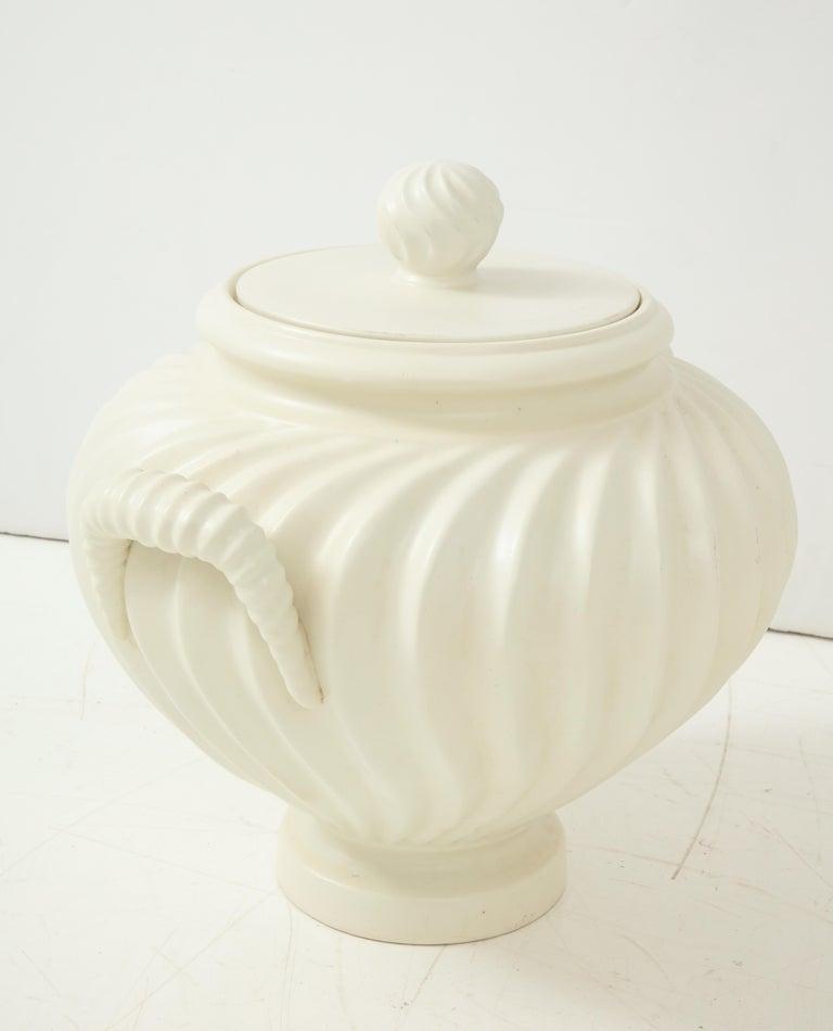 Pair of Italian Ceramic Vases 9