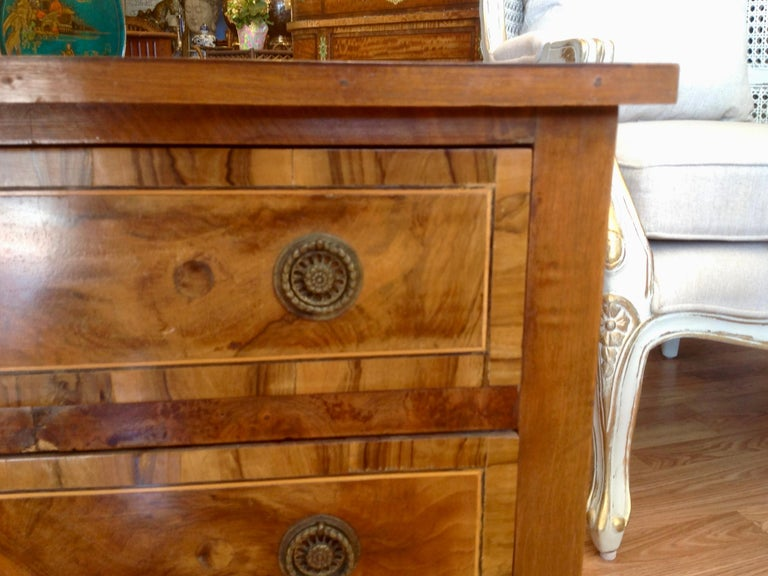 Pair of Italian Chair Side Chests For Sale 4
