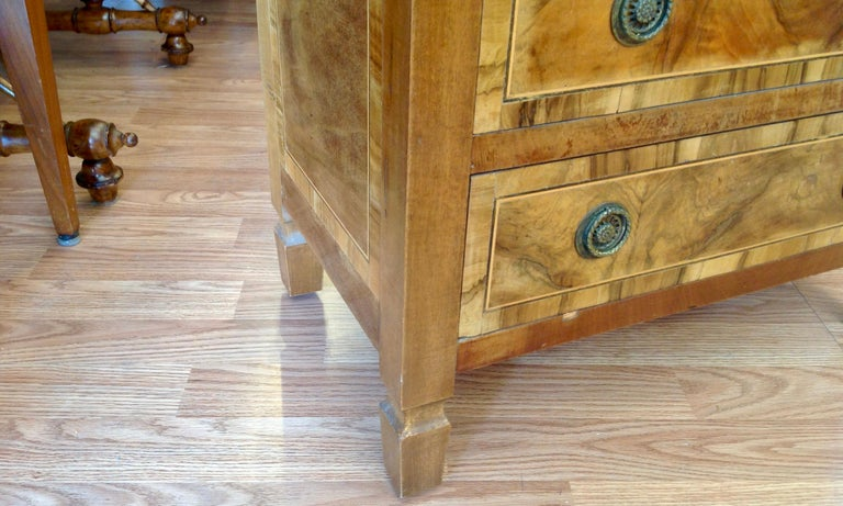 Pair of Italian Chair Side Chests For Sale 8