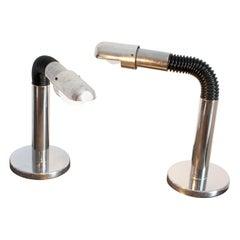 Pair of Italian Desk Lamps