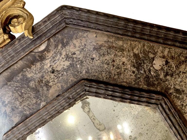 Pair of Italian Early 19th Century Mirrors 3
