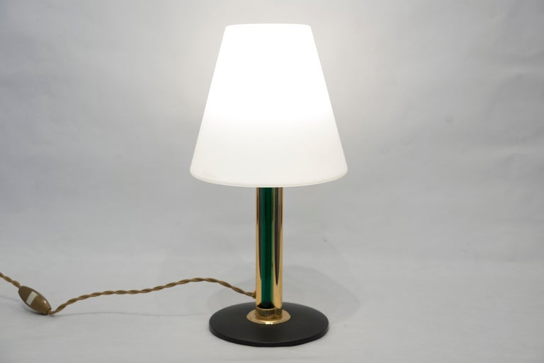 Pair of Italian Lamps in the Manner of Julio Rida For Sale 1
