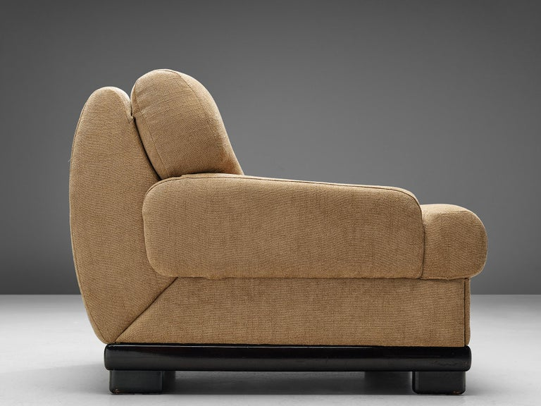 Pair of Italian Lounge Chairs For Sale 1