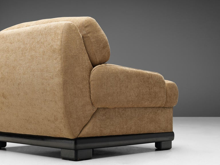 Pair of Italian Lounge Chairs For Sale 3