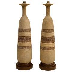 Pair of Italian Mid Century Table Lamps