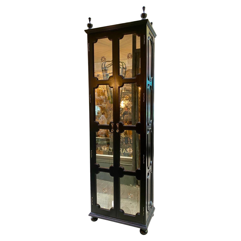 Pair of Italian Neoclassic Cabinets
