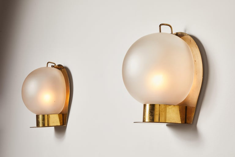 Pair of Italian Sconces For Sale 2