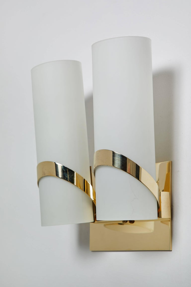 Pair of Italian Sconces For Sale 1