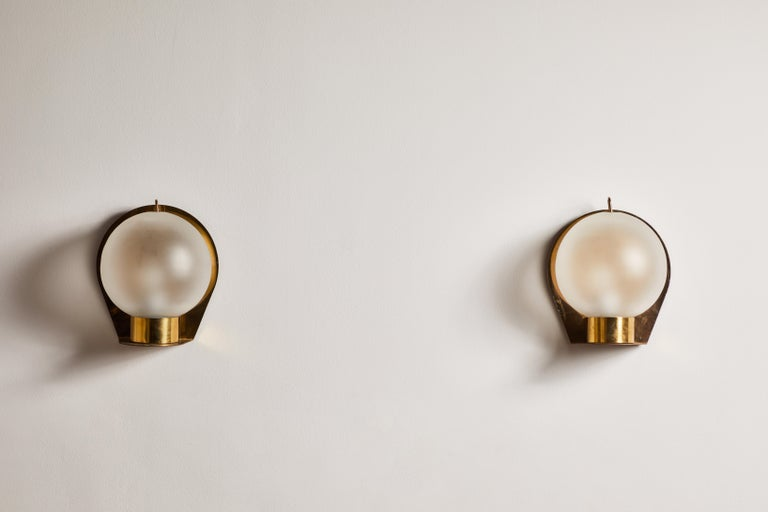 Pair of Italian Sconces For Sale 5