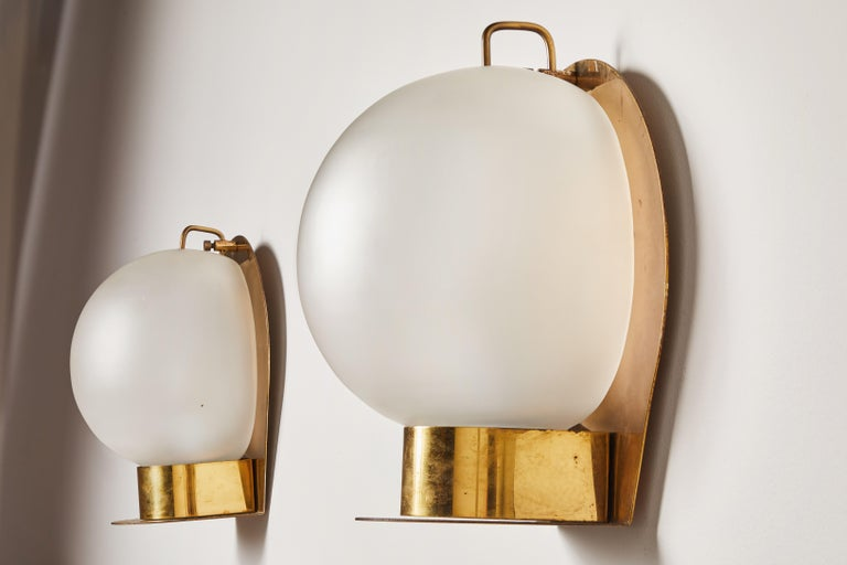 Pair of Italian Sconces For Sale 6