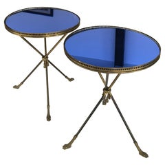 Pair of Italian Side Tables 1950th