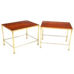 Pair of Italian Side Tables, c.1960