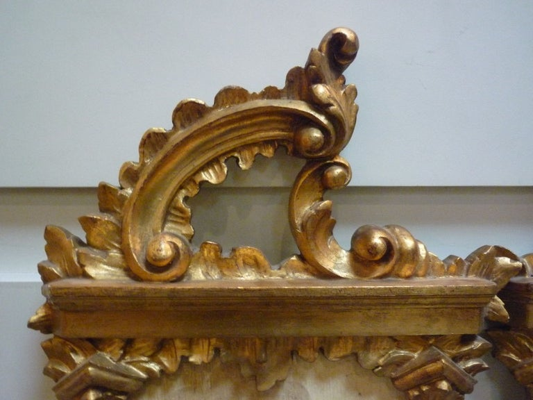 Pair of Italian Wall Sconces In Good Condition For Sale In Dallas, TX