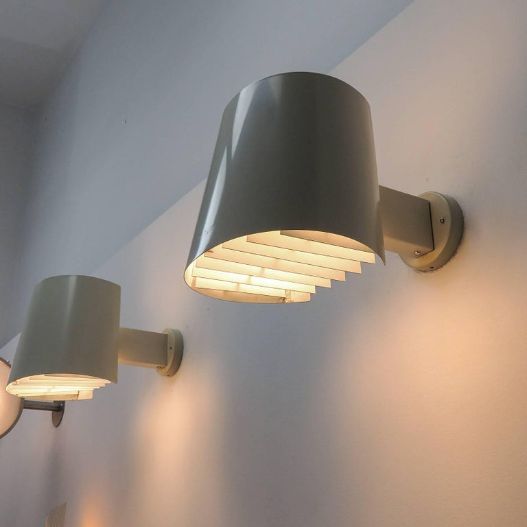 Pair of Itsu Wall Lights 'AH 48' For Sale 2