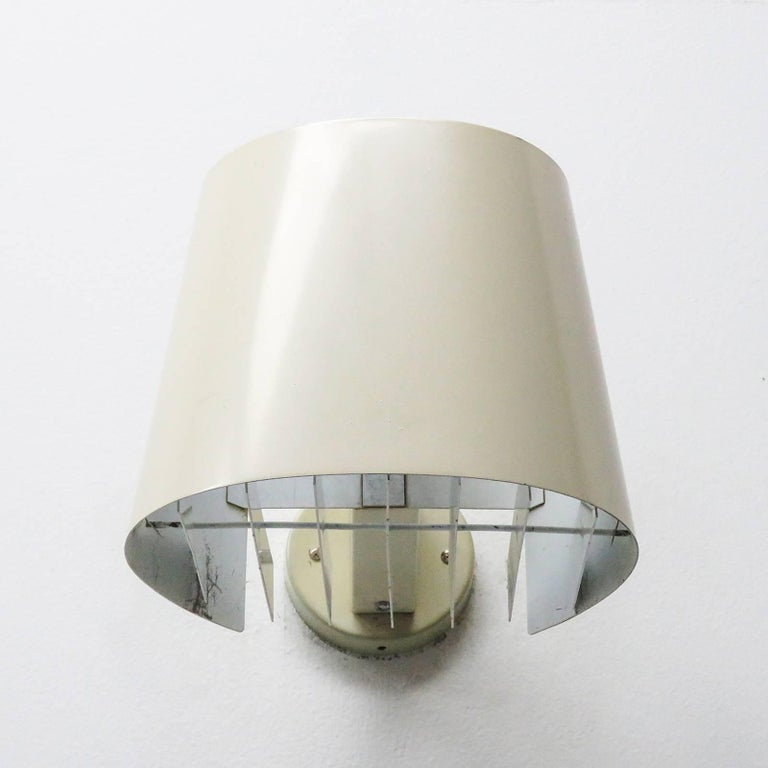 Finnish Pair of Itsu Wall Lights 'AH 48' For Sale