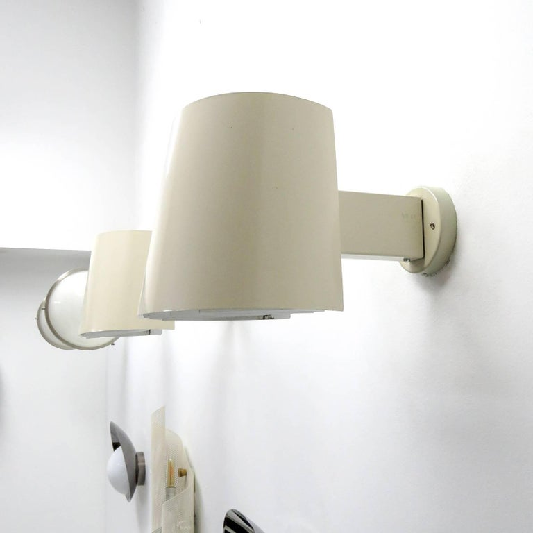 Mid-20th Century Pair of Itsu Wall Lights 'AH 48' For Sale