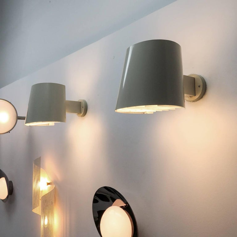 Pair of Itsu Wall Lights 'AH 48' For Sale 1