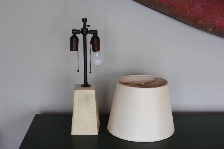 Pair of Jean-Michel Frank Style Table Lamps For Sale 5